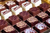 Dla par dam pracę w Holandii pakowanie czekoladek bez języka Amsterdam