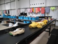 Od zaraz fizyczna praca w Niemczech bez języka Düsseldorf sortowanie odzieży