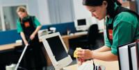 Niemcy praca od zaraz sprzątanie biur w Kolonii z podstawowym językiem