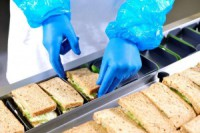 Ogłoszenie pracy w Niemczech od zaraz bez języka Düsseldorf przy pakowaniu kanapek