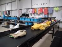 Praca w Niemczech fizyczna od zaraz bez języka Dortmund sortowanie odzieży
