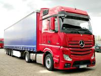 Swindon, praca w Anglii jako Kierowca samochodu ciężarowego (class 2 – bez przyczepy)