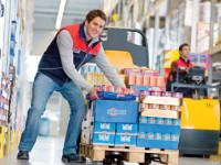 Praca w Niemczech jako Magazynier w Centrum Logistycznym (Hanower)