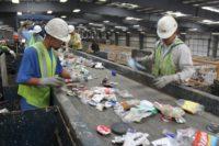 Ogłoszenie fizycznej pracy w Anglii bez języka recykling od zaraz Rushden