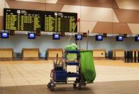 Dam pracę w Niemczech przy sprzątaniu terminala lotniska Bremen od zaraz