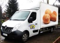 Dam pracę w Anglii od zaraz jako kierowca kat.B Londyn w piekarni polskiej