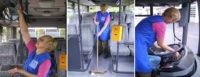 Niemcy praca bez znajomości języka przy sprzątaniu autobusów od zaraz Stuttgart