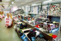 Dania praca fizyczna od zaraz dla par bez znajomości języka Aarhus przy sortowaniu odzieży