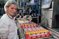 Produkcja jogurtów od zaraz ogłoszenie pracy w Danii bez języka Kopenhaga