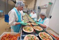 Oferta pracy w Anglii dla par od zaraz na produkcji pizzy bez języka Manchester