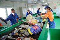 Fizyczna praca w Niemczech bez znajomości języka przy sortowaniu odpadów Kolonia