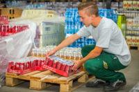 Od zaraz Niemcy praca dla par bez znajomości języka na magazynie napojów Dortmund