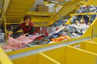 Od zaraz oferta fizycznej pracy w Niemczech bez języka dla par sortowanie odzieży Lipsk