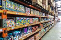 Oferta pracy w Anglii 2018 od zaraz bez języka magazyn-hurtownia zabawek, Liverpool