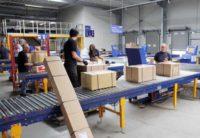 Holandia praca fizyczna od zaraz sortowanie paczek na magazynie, Utrecht