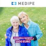 Praca w Niemczech opiekunka osób starszych do Pani 97 lat z Duisburga
