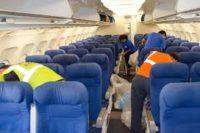 Od zaraz Norwegia praca przy sprzątaniu samolotów bez znajomości języka Oslo