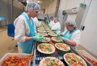 Praca Holandia od zaraz bez znajomości języka na produkcji pizzy w Bunschoten 2019