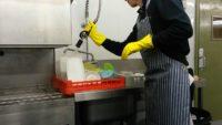 Bez języka od zaraz dam pracę w Danii jako pomoc kuchenna na zmywaku Zelandia