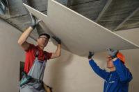 Monter regipsów praca w Niemczech na budowie Coswig, 2019