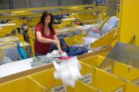 Bez znajomości języka od zaraz fizyczna praca Anglia dla par sortowanie odzieży Peterborough