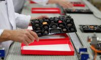 Bez znajomości języka dla par Anglia praca pakowanie czekoladek od zaraz Luton