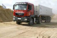Kierowca ciężarówki z kat. C+E potrzebny do pracy w Holandii od zaraz, Middenmeer