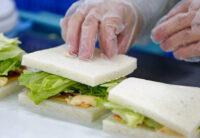 Od kwietnia 2020 Norwegia praca bez znajomości języka na produkcji kanapek Oslo