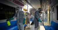 Praca Niemcy bez języka przy sprzątaniu i odkażaniu wagonów metra od zaraz Berlin