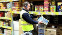 Anglia praca bez znajomości języka na magazynie hurtowni słodyczy od zaraz Luton UK