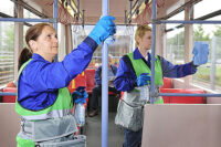 Bez języka dam pracę w Niemczech od zaraz przy sprzątaniu-dezynfekcji autobusów Düsseldorf