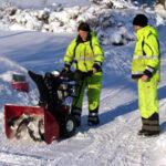 Bez znajomości języka oferta fizycznej pracy w Norwegii odśnieżanie od zaraz Lillehammer 2020-2021