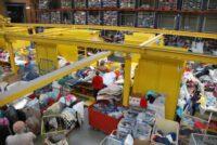 Sortowanie odzieży bez języka oferta fizycznej pracy w Niemczech dla par od zaraz Cottbus