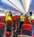 Praca w Niemczech bez języka przy sprzątaniu samolotów na lotnisku od zaraz Frankfurt nad Menem