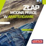 Amsterdam od zaraz fizyczna praca w Holandii na magazynie z odzieżą 2021