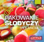 Pakowanie słodyczy praca w Holandii bez znajomości języka od zaraz 2021