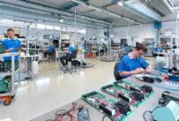 Od zaraz produkcja elektroniki oferta pracy w Czechach dla par bez języka Kuřim