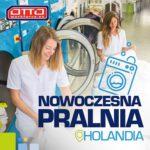 Holandia praca fizyczna w pralni od zaraz bez znajomości języka na wakacje 2021, Utrecht