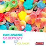 Bez znajomości języka praca w Holandii od zaraz przy pakowaniu słodyczy 2021