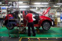Na produkcji samochodów bez języka dam pracę w Anglii od zaraz fabryka Derby UK